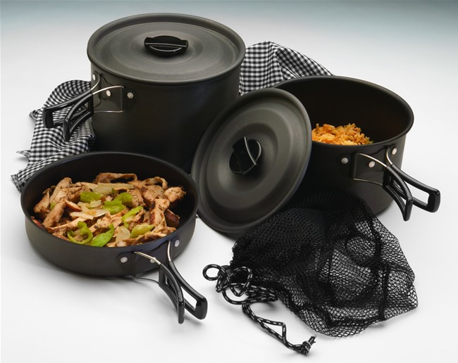 how to choose the best camping cookware best cookware guide. Black Bedroom Furniture Sets. Home Design Ideas