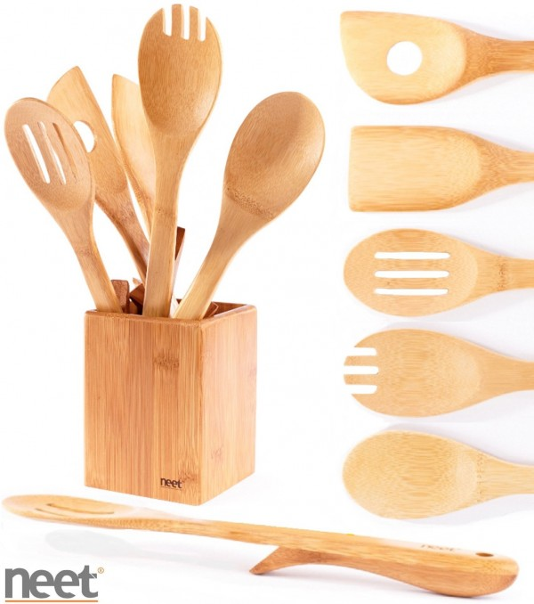 best wooden kitchen utensils - best cookware guide