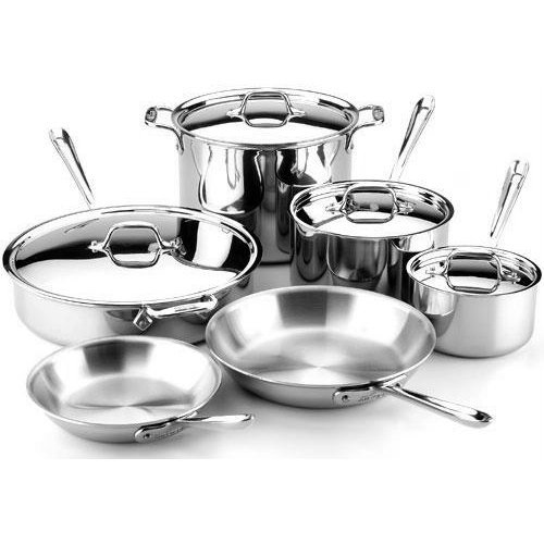 Best Tri Ply Stainless Steel Cookware Best Cookware Guide