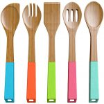 best bamboo utensil set