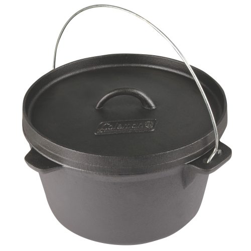 Coleman Cast Iron Dutch Oven
