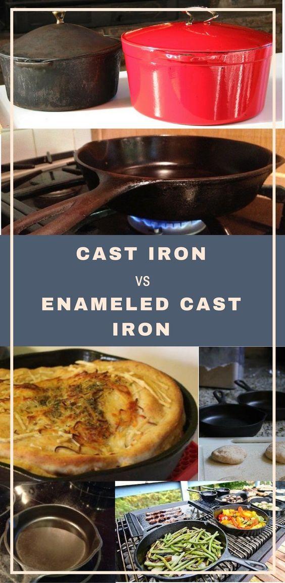 how to enamel cast iron